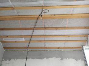 Кабели для потолочного освещения