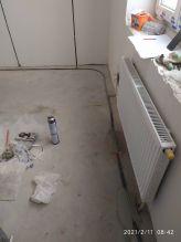 Прокладка кабеля по полу