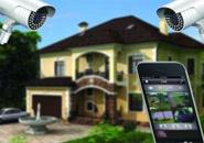 Видеонаблюдение на даче в коттедже и СНТ