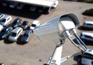 Видеонаблюдения на парковке и автостоянке