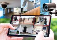 Видеонаблюдении в квартире и частном доме